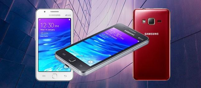 Usuários do Samsung Z1 possuem 48GB de armazenamento gratuito no