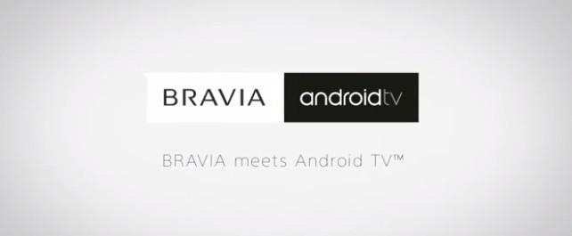 Sony mostra vídeo da nova linha de TVs Bravia com Android TV
