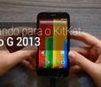 Moto G 2013: desbloqueando o bootloader e liberando o acesso