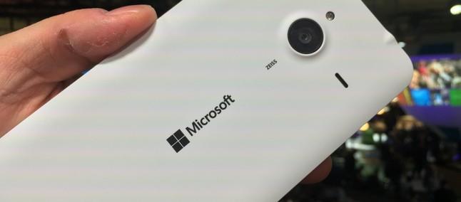 Lumia 640 XL instalado com Windows RT agora consegue rodar