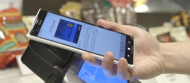 Windows 10 Mobile permitirá pagamentos via NFC em parceria com Visa