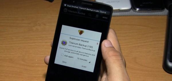 Novo app da Chainfire permite gerenciar backups completos do Android