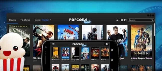 PopCorn Time é lançado para dispositivos iOS sem precisar de