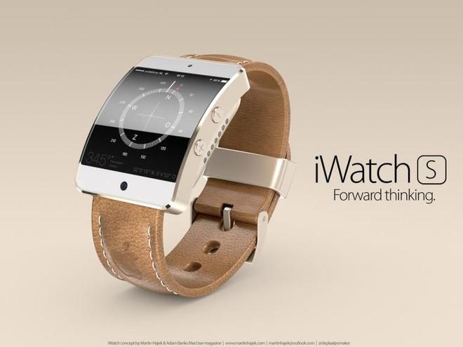 5e55a54846e Nas informações primordiais sobre o primeiro relógio inteligente da Apple