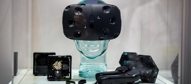 ced6c2ff99e Promoção  três jogos em realidade virtual de graça na compra de um HTC Vive  junto com GeForce GTX