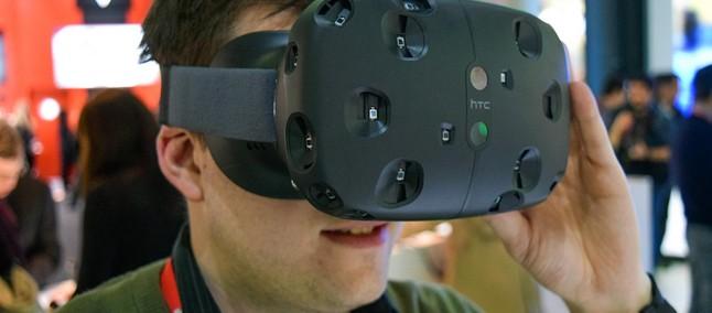 3ccbf4d45e7 Novo modelo dos óculos VR  HTC Vive  deve ser anunciado hoje