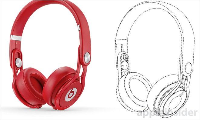 Patentes do fone Beats Mixr são transferidas para a Apple