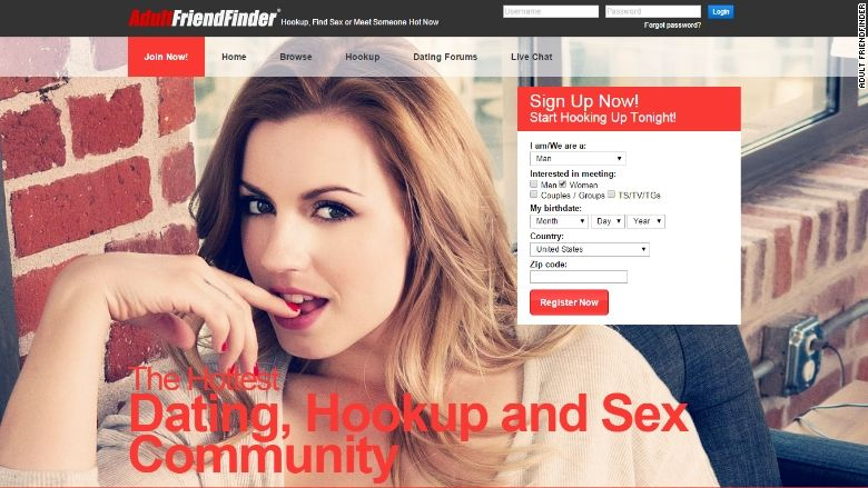 Sites similar to adultfriendfinder