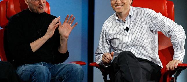 f6ea949acee National Geographic exibe documentário sobre Bill Gates e Steve Jobs ...