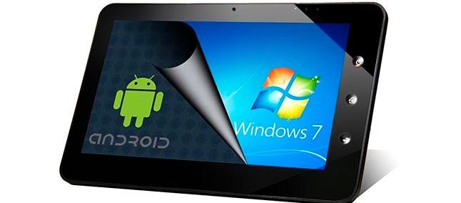 Saiba como instalar o Windows XP ou 7 em seu tablet Android