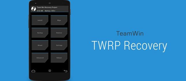 Versão 2 8 7 0 do TWRP amplia ferramenta de backup e permite