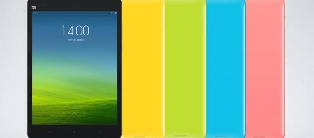 Xiaomi Mi Pad Wallpaper: Xiaomi Mi Pad 2 Passa Por Certificação Na China