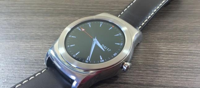 ce437ec3402 Nova geração de relógios inteligentes da LG já tem data para ser anunciada