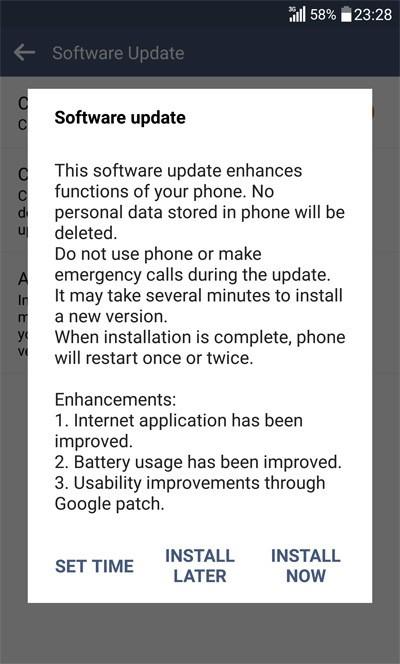 LG está enviado atualização ao G4 para melhorar a autonomia