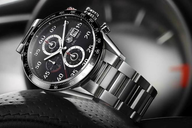 ecbf4afd6cc Relógio inteligente da Tag Heuer é lançado hoje por US  1.5 mil ...
