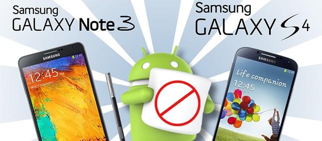 Samsung Galaxy e Android Marshmallow: lista atualizada com