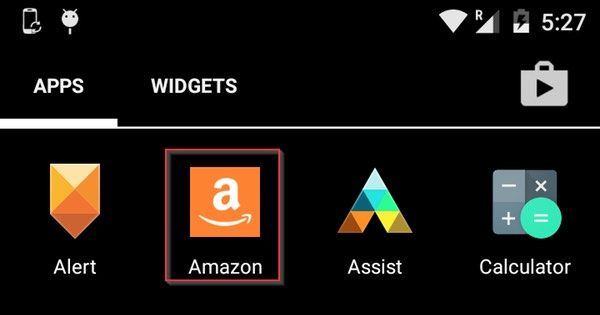 Black android apps