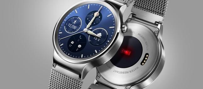 6b3ee14dbb2 Huawei Watch recebe atualização do Android Wear que ativa alto-falante