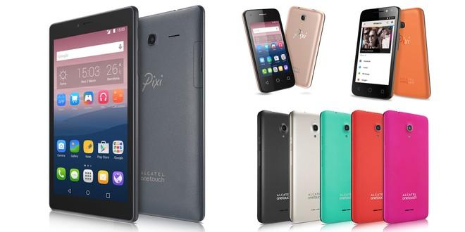 759172774e3ae Alcatel OneTouch anuncia nova linha de dispositivos móveis de baixo ...
