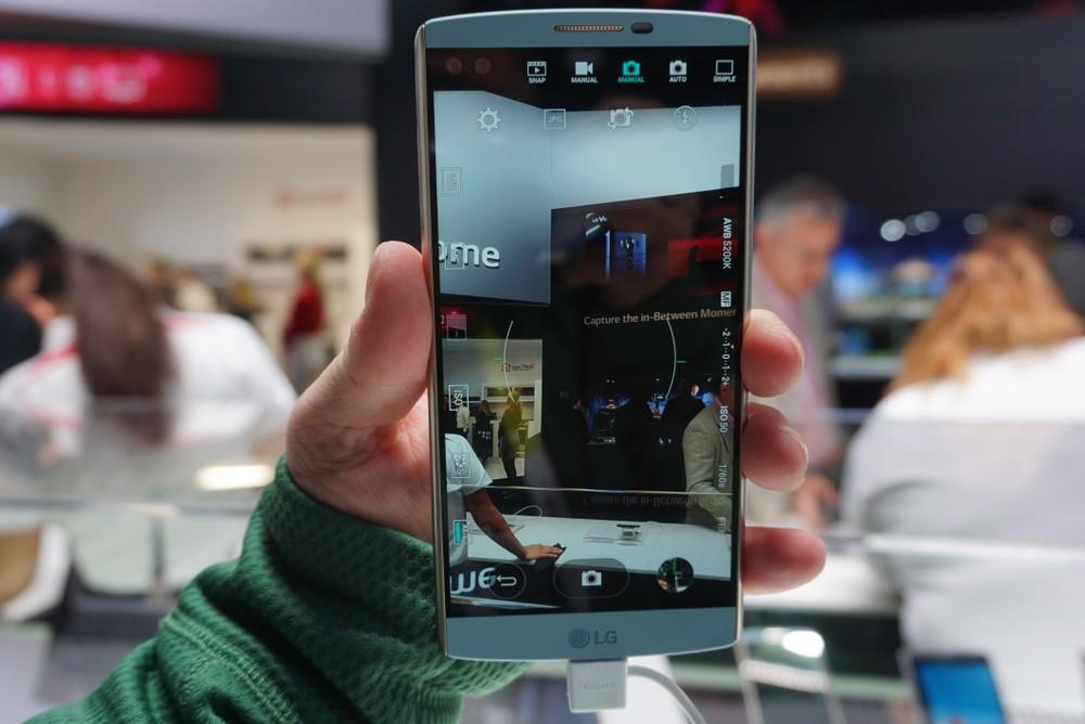 LG V10 começa a receber a atualização para o Android 6 0