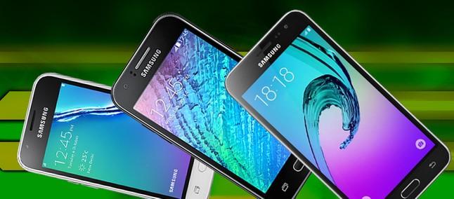 Samsung Galaxy J3, J1 e J1 Mini: família Galaxy J cresce no Brasil