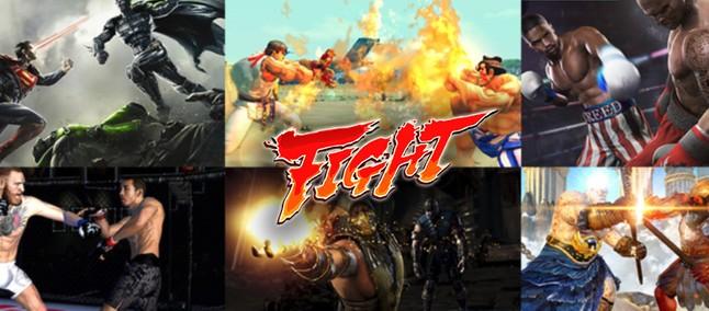melhores jogos de luta para android ios ou windows phone seleção