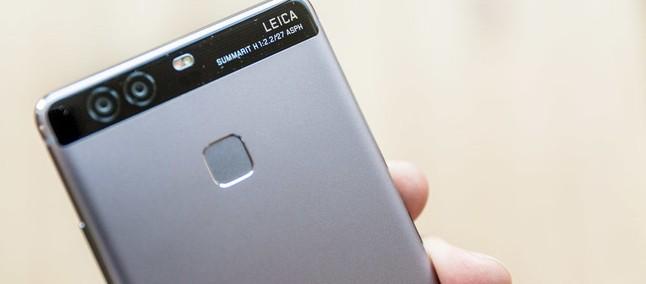 Huawei P9, equipado com câmera dupla antes do iPhone, ganha