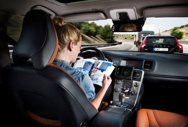 Óculos para carros autônomos? Protótipo promete evitar enjoo durante as viagens