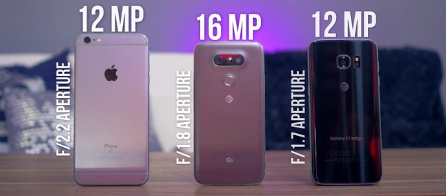 Comparativo em vídeo coloca LG G5 com melhor câmera da atualidade ... 0bab89ea5c14