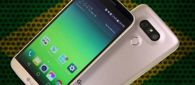 LG G5 SE é lançado no Brasil com hardware de intermediário e preço de  flagship c4fc4490c842