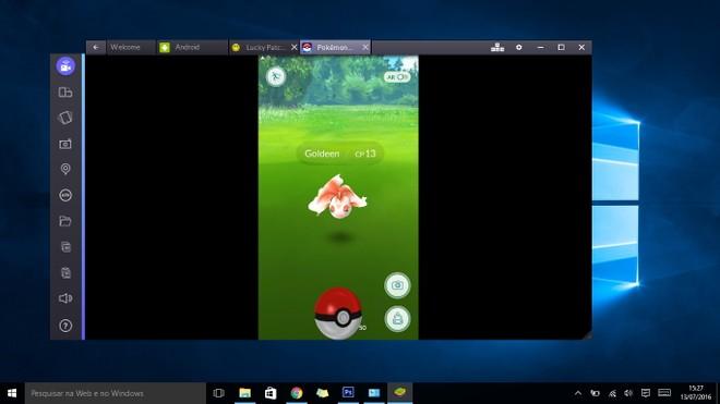 Funciona no Brasil! Hack leva Pokémon Go para o seu computador