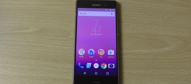 Sony Xperia Z3 sem Android 7 0 Nougat: de quem é a culpa