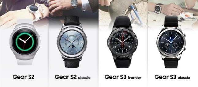 cd4eb2c8f8d Samsung Gear S2 vs Gear S3  principais diferenças entre as versões ...