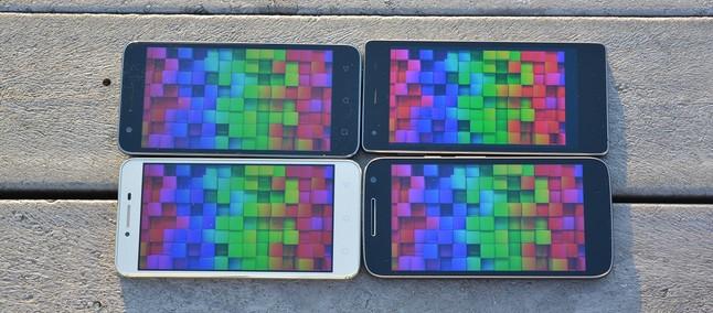 Moto G4 Play, Quantum Go, Vibe C2 E K5