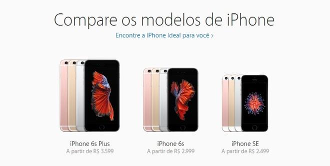 85ab42f97 iPhone 7 e 7 Plus derrubam os preços dos antecessores