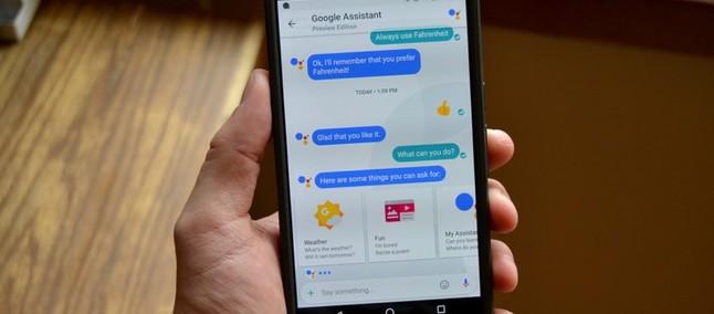 Google Assistant já pode rodar no Android 6 0 Marshmallow