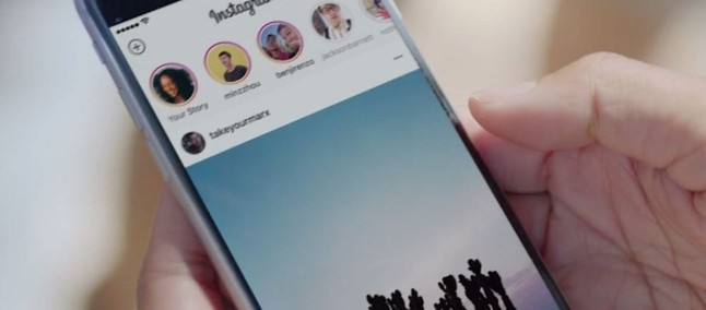Sucesso! Instagram Stories ultrapassa Snapchat em número de