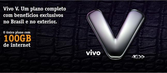 Vivo lança plano pós-pago com 100 GB de internet para quem vive conectado 95d488f7fbb0