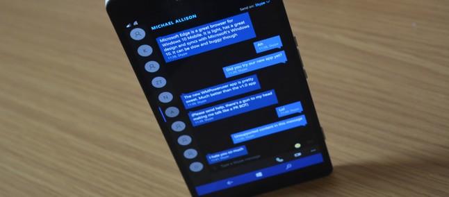 Com SMS adicionado no Skype, Messaging permanecerá no