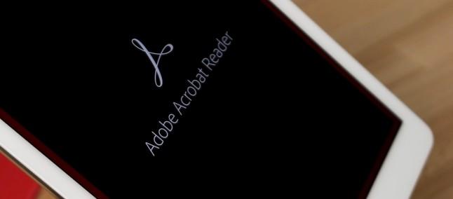 Adobe Acrobat Reader é atualizado permitindo digitalizar imagens em