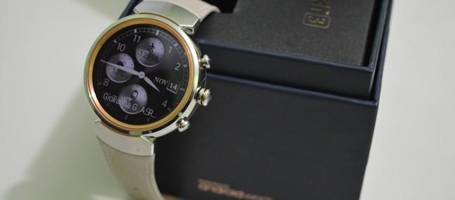 a782cbfff01 Fim da linha  Asus encerra linha de relógios inteligentes com Android Wear