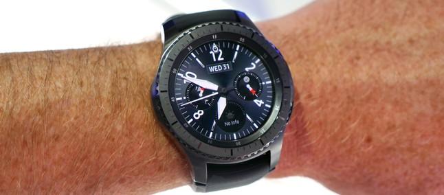 708290c4733 Here disponibiliza aplicativo de navegação para o relógio inteligente Gear  S3