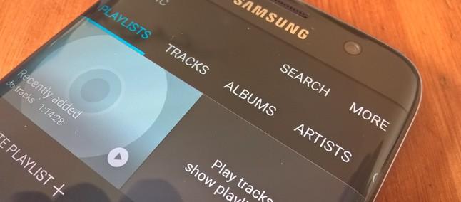 Samsung Music chega à nova versão na Google Play Store