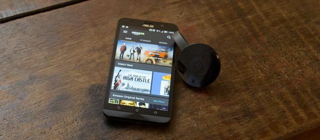 Prime Video no Chromecast: como espelhar o conteúdo do streaming do