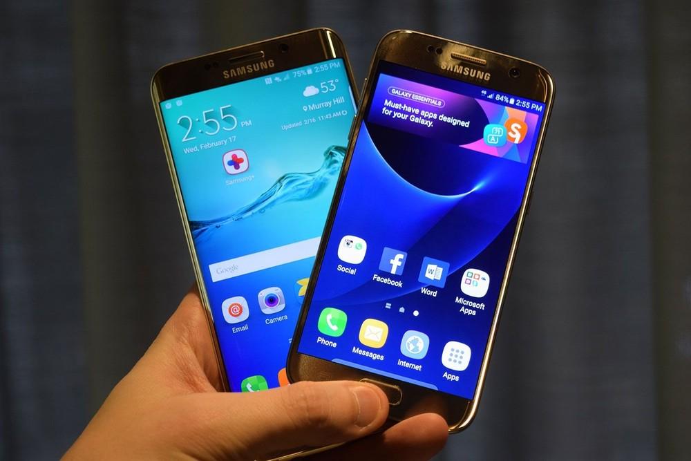 Ainda com Marshmallow? Samsung Galaxy S7 e S7 Edge recebem Android