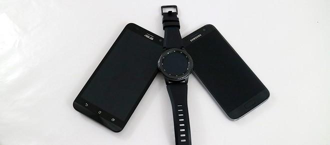 O Gear S3 se conecta com o Galaxy S7 e smartphones mais recentes da Samsung  sem nenhuma dificuldade. Testei também com um Zenfone 2, para ver como ele  ... 5010f2518d