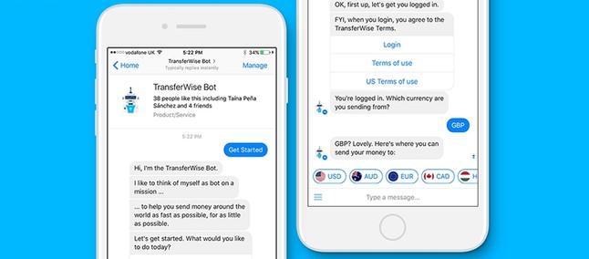 Facebook Messenger já permite transferir dinheiro online no