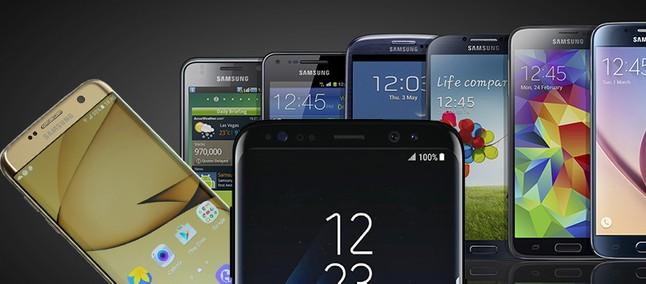 ff13e4a0a35 Do Galaxy S ao S7  veja a evolução da família top de linha da Samsung