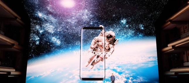 Instale o launcher do Samsung Galaxy S8 em dispositivos mais antigos