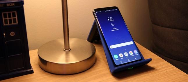 6c8dfcbbd2 Mais um problema: Galaxy S8 agora sofre em carregamento rápido ...